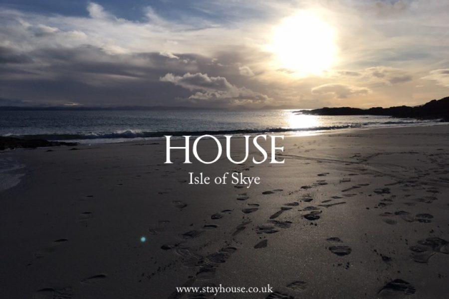 Isle of Skye Luxury Self-Catering 2020 with Stunning Sea Views | HOUSE | www.stayhouse.co.uk