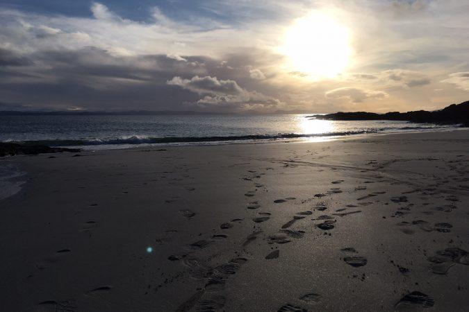 Isle of Skye's Best Beach 2018