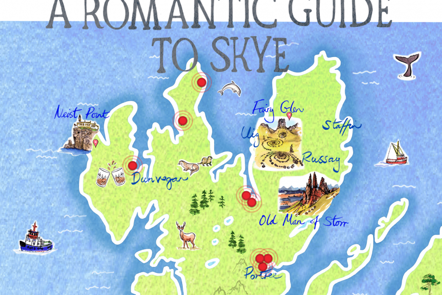 Romantic Guide to the Isle of Skye