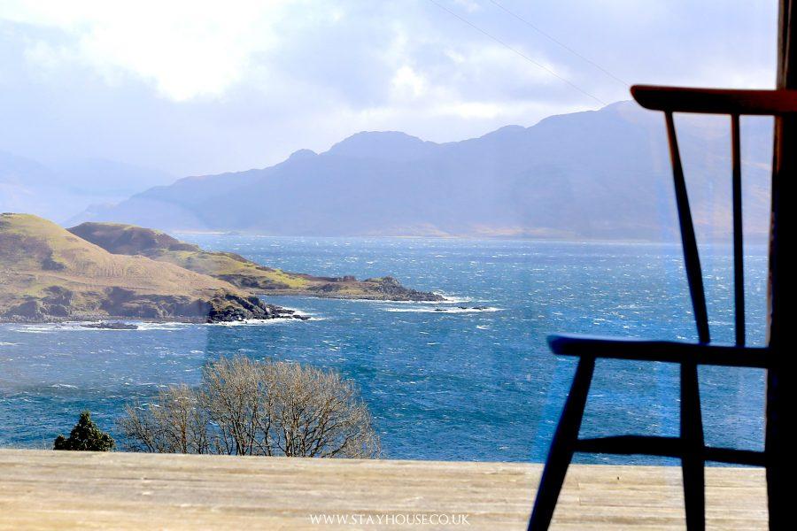 Sea and Mountain Views | Isle of Skye | 2020 | Luxury Self Catering | Scotland
